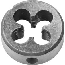 Плашки машинно-ручные Зубр 4-28023-10-1.25