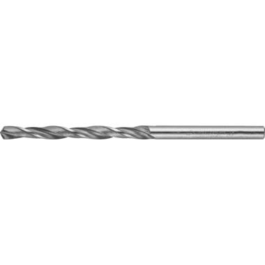 Сверла по металлу Р6М5, точность В, серия «МАСТЕР» Зубр 4-29621-070-3.5